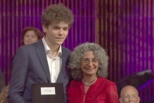 <hr/>Szymon Nehring - winner of  Rubinstein Piano Competition
