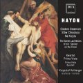 Haydn. The Seven Last Words of our Saviour on the Cross.