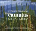 MONIUSZKO • MILDA, NIJOŁA •  PODLASIE OPERA AND PHILHARMONIC CHOIR, POZNAŃ PHILHARMONIC ORCHESTRA CD 1 MILDA