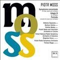 Piotr Moss Symphonie concertante for flute, piano and orchestra, Adagio III, Portraits – concerto for piano and orchest