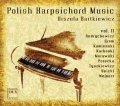 Polish Harpsichord Music vol. II